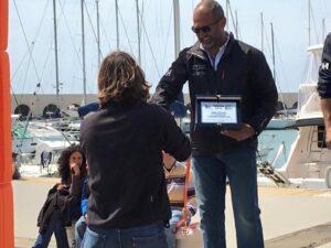 Premiazione Scricca_Roma per tutti 2016