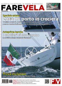 Fare vela_cover_Agosto 2012
