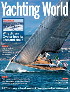 YACHTING WORLD_cover_May 2016
